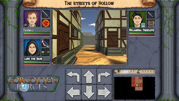 The Streets of Hollow