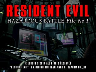 Resident Evil: Hazardous Battle