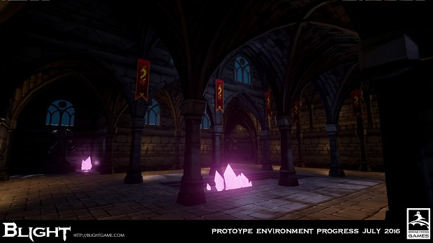 UE4 Screenshots July