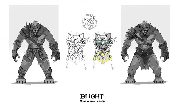 Armour Concepts For Character