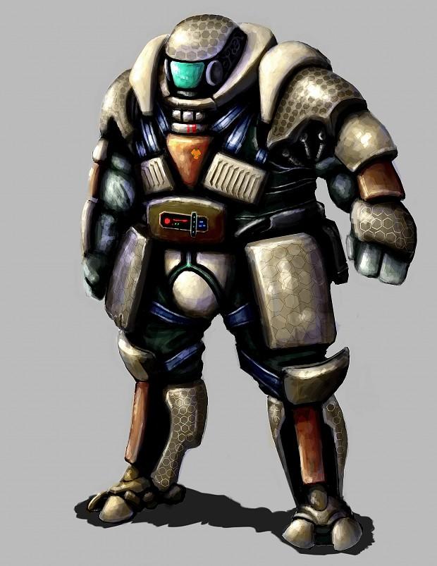 Gron Soldier 6