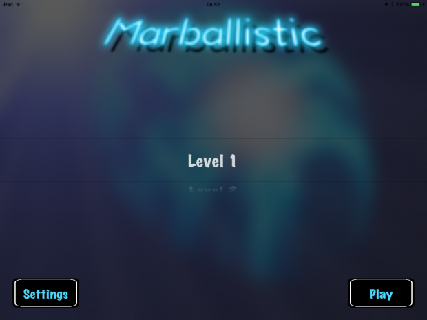 Marballistic screen shots