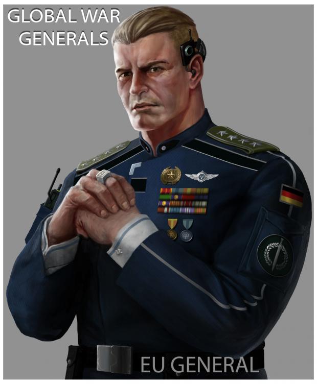 New EU General