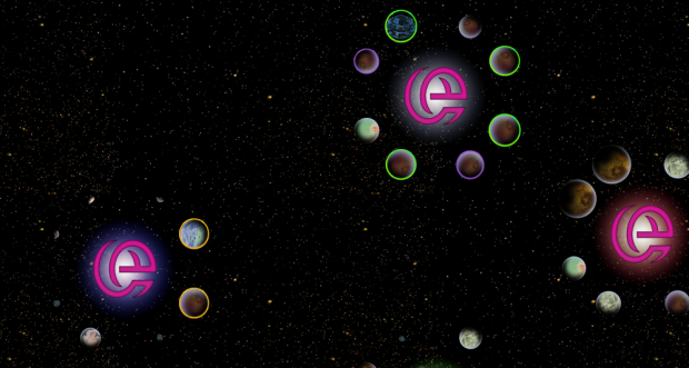 TLE Starmap screenshot