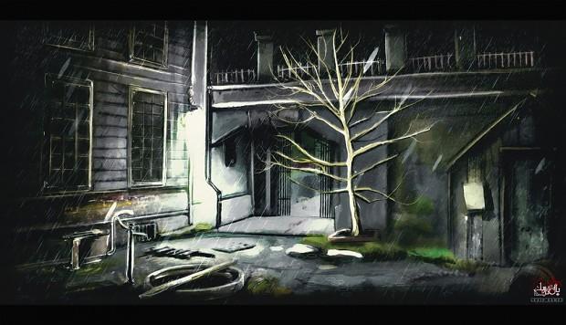 Dark Yard