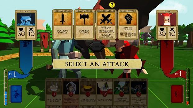 Combat Choices 5