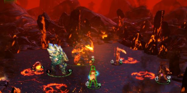 Fireheart's Revenge