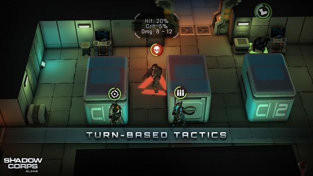 Turn-Based Tactics