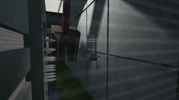 Careful on the ledge