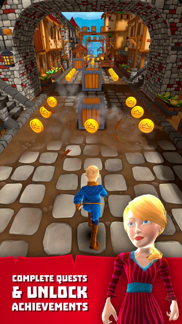 Complete quests & unlock achievements