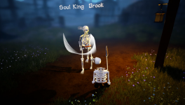 The Skeleton War - Leg as a weapon