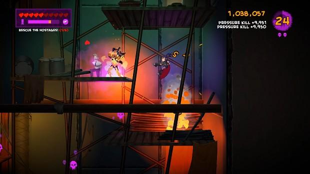 Damsel Release Screenshots