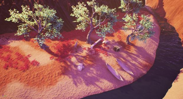 Wilds Campsite 1
