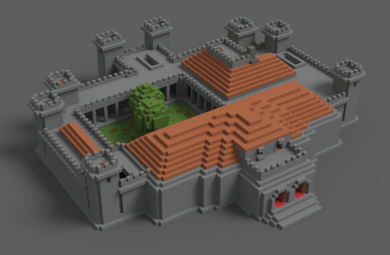 Castle Iteration