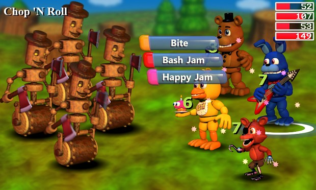 Five Nights at Freddy's News: FNAF World Images Show New