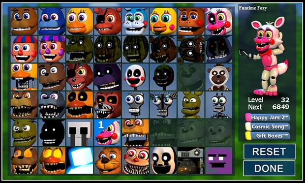 Fnaf world update 2 minigames - 138
