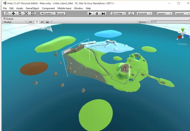 Critter Island Online - New Map
