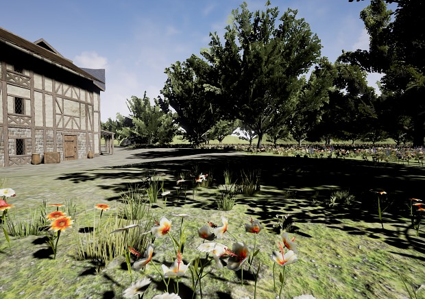Past Keeper Village