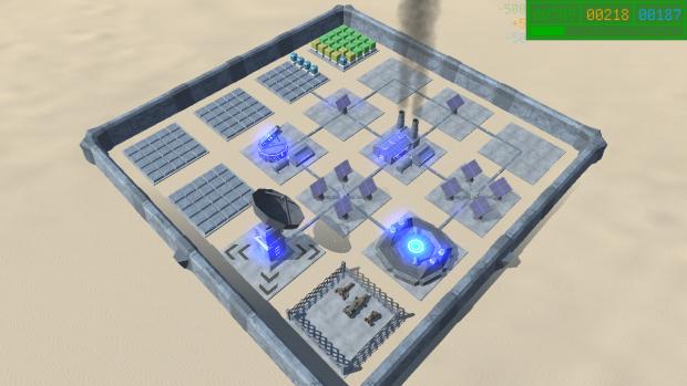 cooler base