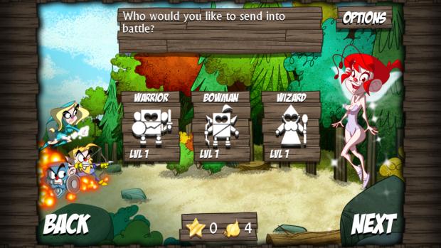 random in-game