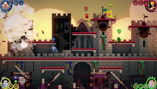 Dynasty Feud screenshot