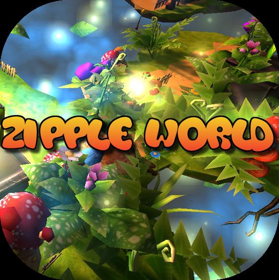 Zipple World logo