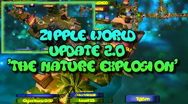Zipple World update 2.0