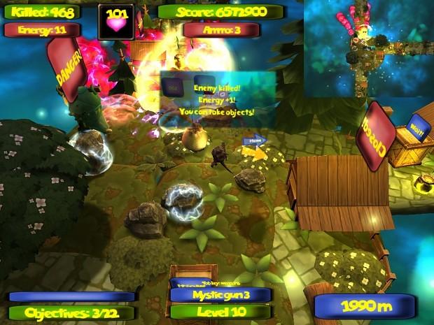 Zipple World multiple gameplay improvements for update 2.0