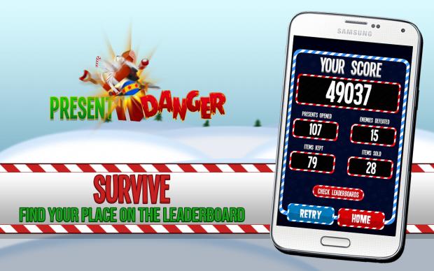 Present Danger Screenshots