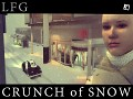 CRUNCH of SNOW