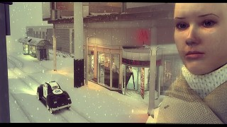 CRUNCH of SNOW
