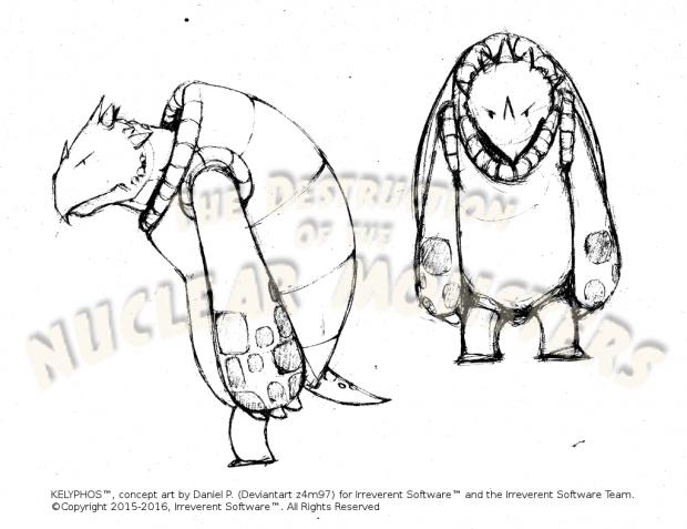 Kelyphos Concept Art