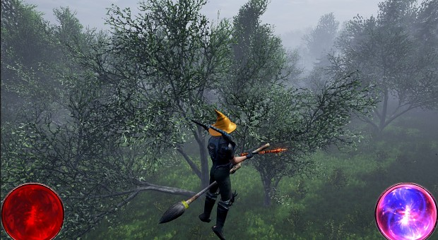 Wizard Online Virtual Reality Open World Game