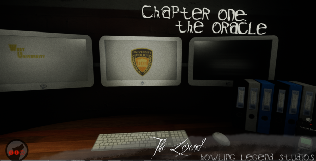 Chapter One: The Oracle