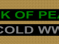 Seek Of Peace: Cold WW2
