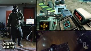 Hover Junkers - New Eden Co-op Gameplay