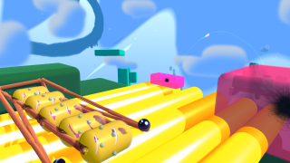 Fantastic Contraption Screenshot