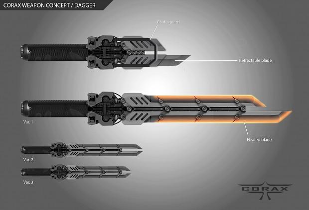 Blade concept