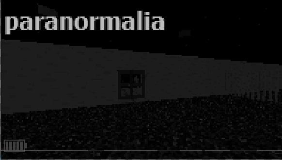 Paranormalia 1