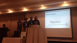 Flatshot on the Startup Weekend Mega