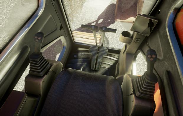 Cockpit Revamped!