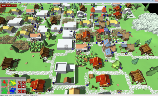 Another AI town