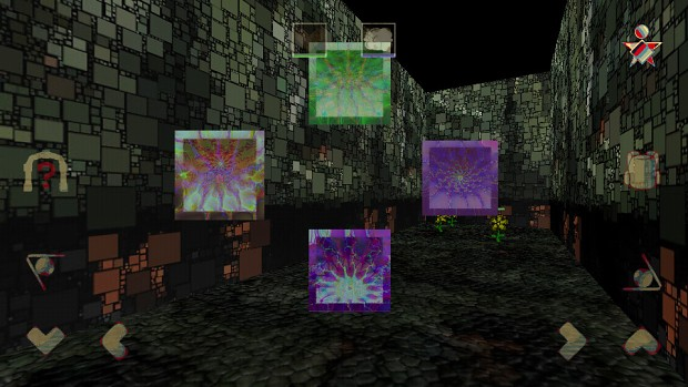 Cube Cracker Rooms