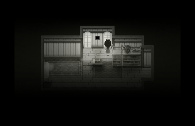 Colorless room