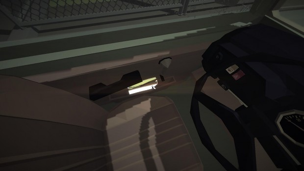 The map can be found in inside the driver side door
