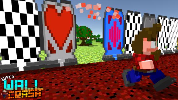 Super Wall Crash Promotional Image