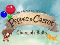 Pepper & Carrot : Chaosah Balls