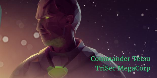 Commander Sion Tetsu