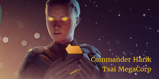 Commander Biala Harik