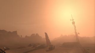 Sansar Screenshot Mars 2